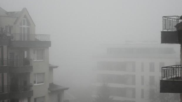 Отчетено е голямо замърсяване на въздуха в Русе