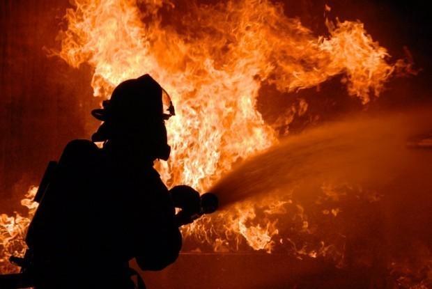 Пожар избухна в центъра на Русе тази сутрин!